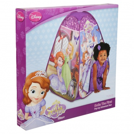 Sofia the Princess Pop-Up Tent