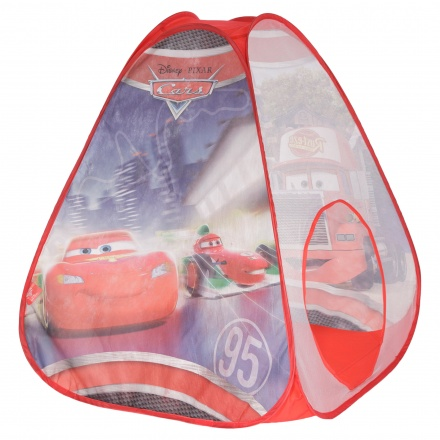 Cars Pop-Up Tent