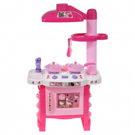 Hello Kitty Kitchen Set Role Playing Toys