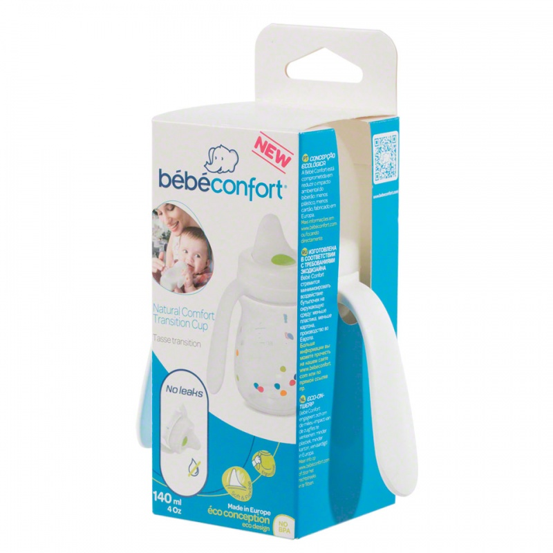 Bebeconfort Natural Comfort Cup - 140ml