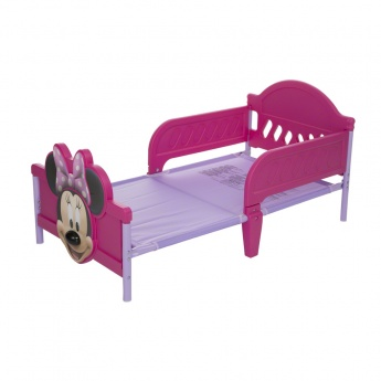 Disney Toddler Bed with Footboard