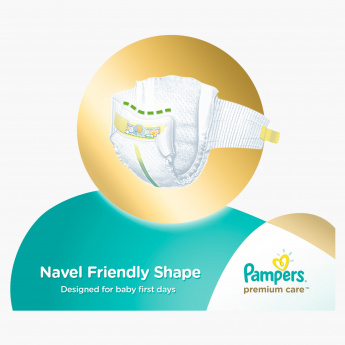 Pampers Premium Care Newborn 22-Piece Diaper Carry Pack