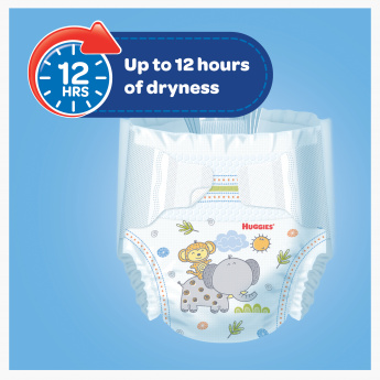 Huggies Superflex CP Junior Diapers - Pack of 16