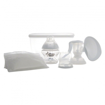 Tommee Tippee Breast Pump with Steriliser Box