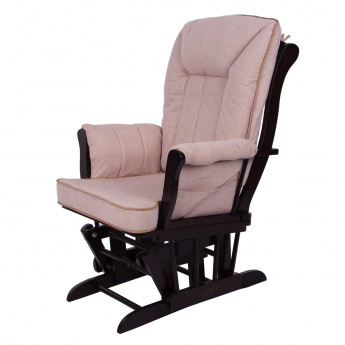 Giggles Glider Chair and Ottoman Set