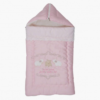 Juniors Baby Hooded Sleeping Bag