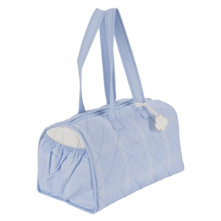 Juniors Dual Tone Diaper Bag