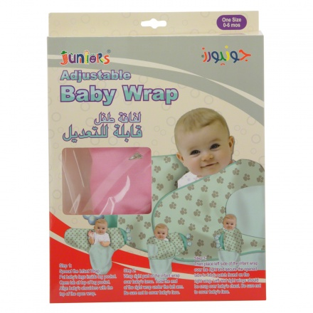 Juniors Printed Baby Wrap