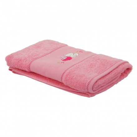 Juniors Embroidered Towel
