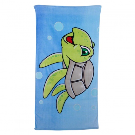 Little 1's Turtle Towel