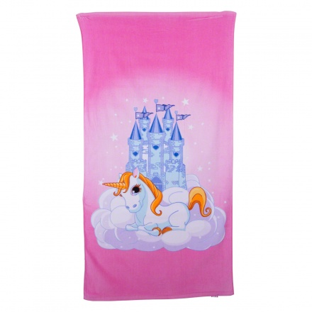 Little 1's Unicorn Towel
