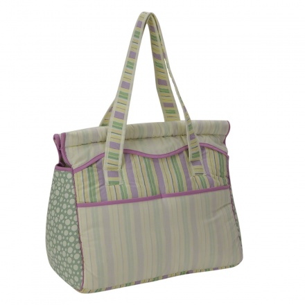 Juniors Garden Diaper Bag