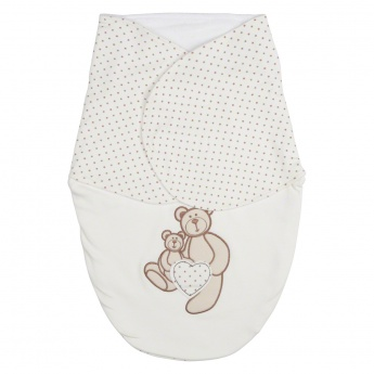 Juniors Printed Swaddle Wrap