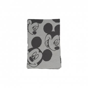 Mickey Mouse Print Blanket