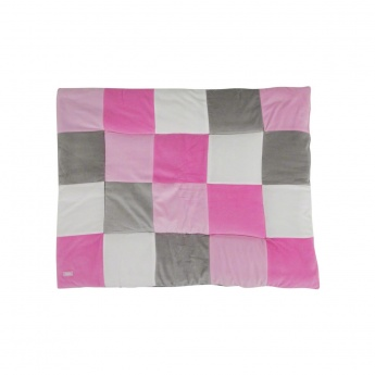Juniors Chequered Quilt