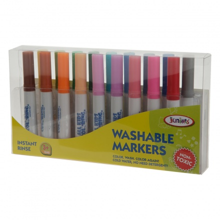 Juniors Washable Markers