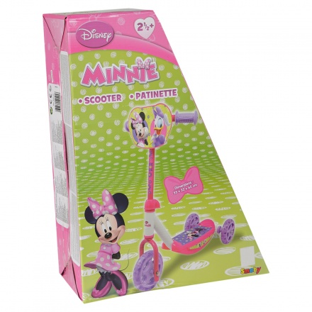 Minnie 3 Wheels Twist Scooter