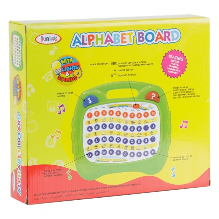 Juniors Alphabet Board