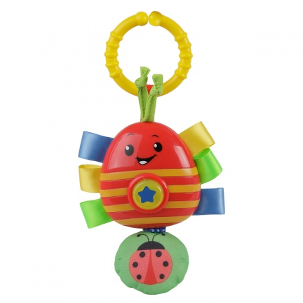 Juniors Wriggle'n Giggles Musical Rattle