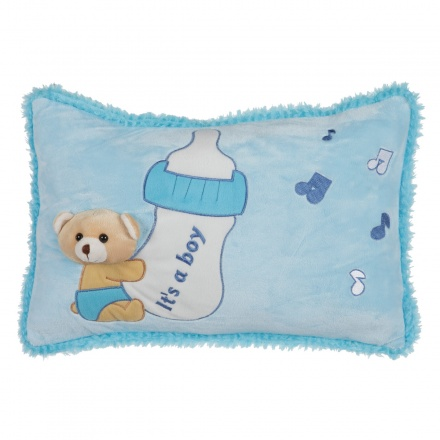 Juniors it's a Boy Cushion