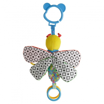 Juniors Mini Butterfly Plush Toy