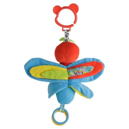Juniors Activity Butterfly Plush Toy