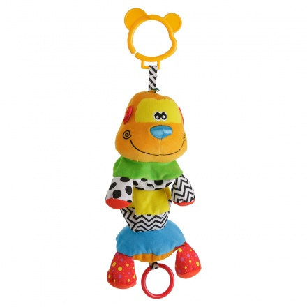 Pull String Musical Pal - Monkey