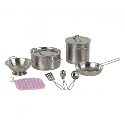 Champion 10-piece Cookware Play Set