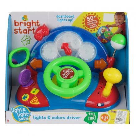 Bright Start Lights and Colours Driver