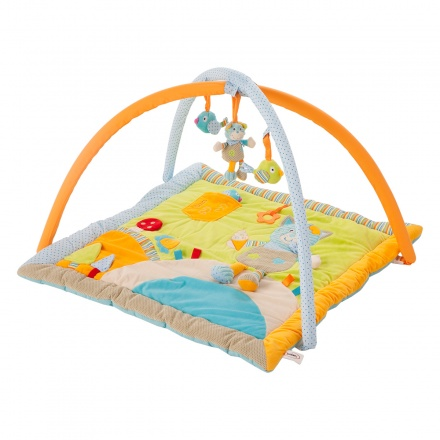 Juniors Cute Cat Thinner Soft Playgym