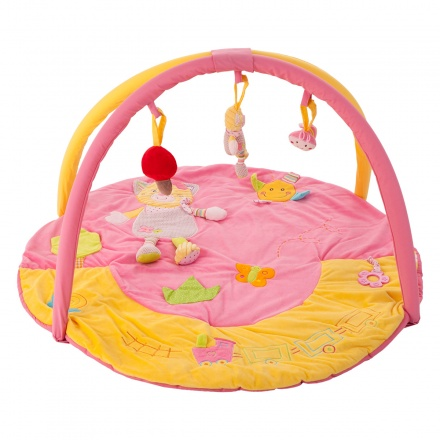 Juniors Lovely Cat Thinner Soft Playgym