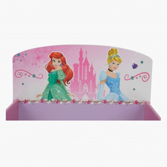 Princess Single Toddler Bed