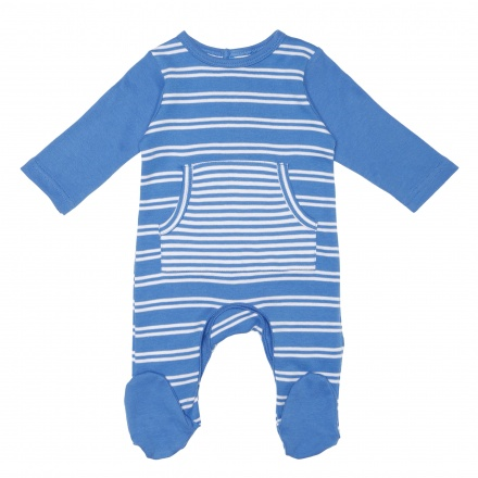Juniors Striped Sleepsuit
