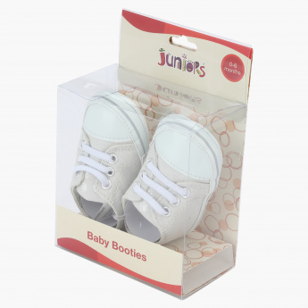 Juniors Printed Baby Booties