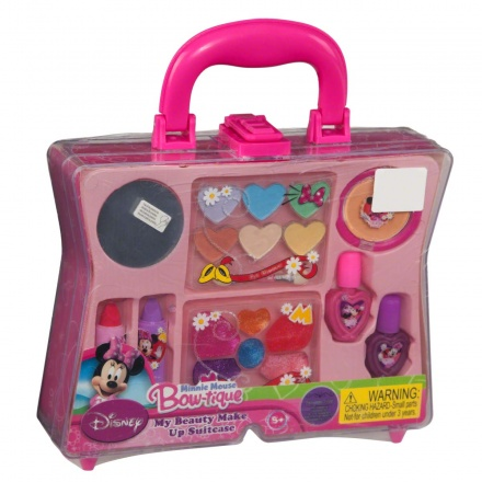 Minnie Beauty Suitcase