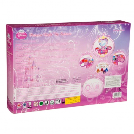Princess Make Up Notebook