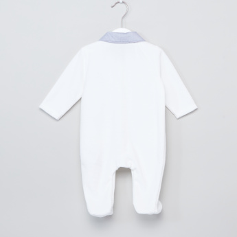 Giggles Closed Feet Sleepsuit