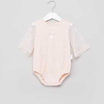 Giggles Lace Bodysuit