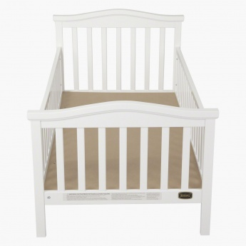 Juniors Venetian Toddler Bed - White