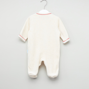 Juniors Closed Feet Long Sleeves Sleepsuit
