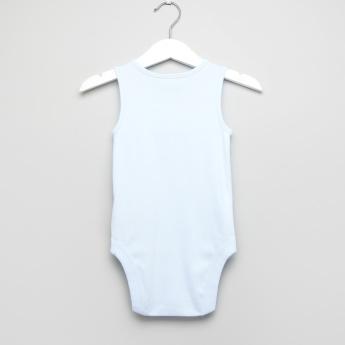 Giggles Sleeveless Bodysuit