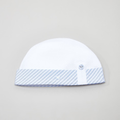 Giggles Striped Cap