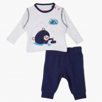 Fisher Price T-Shirt and Pyjama Set