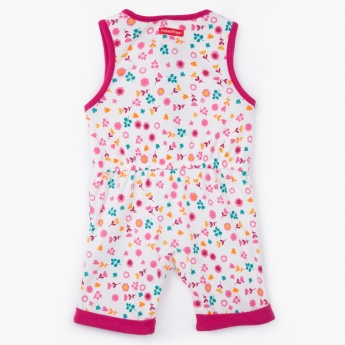 Fisher Price Printed Romper