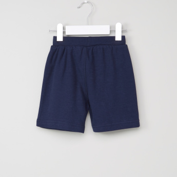Juniors Assorted Shorts with Elasticised Waistband - Set of 2