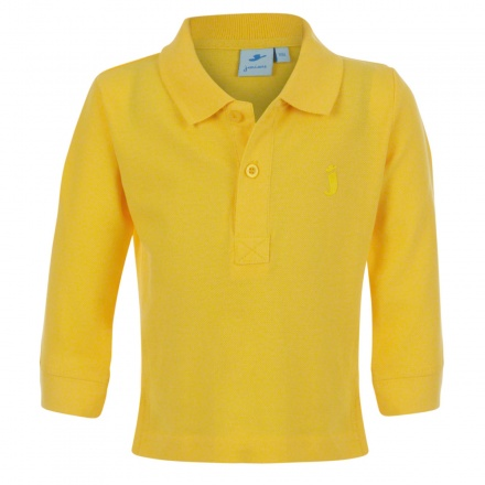 Juniors Long Sleeve Polo Shirt