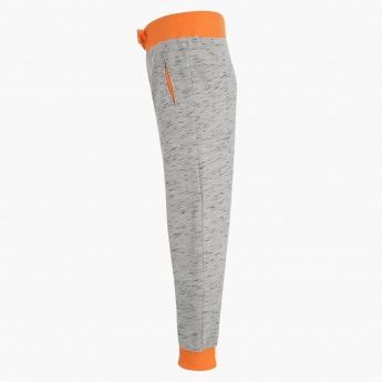 Juniors Dual-tone Jog Pants