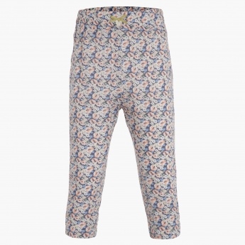 Giggles Printed Pants