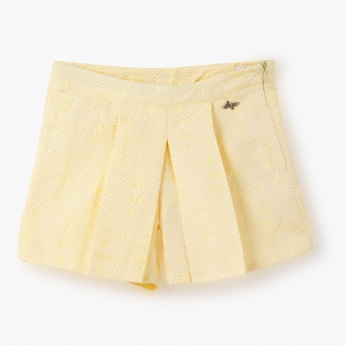 Eligo Lace-trimmed Shorts