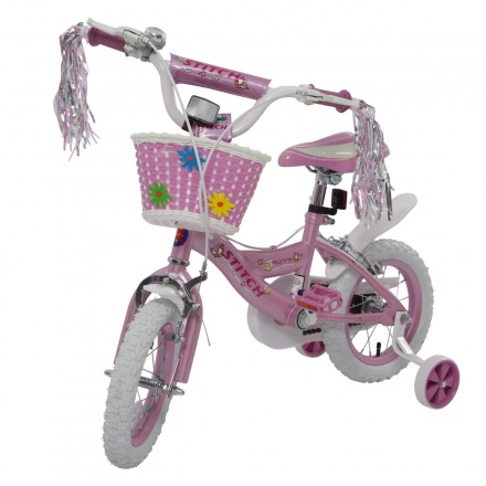 Juniors Girl's Bike - 30 cms
